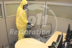 911 Restoration Sanitization Services Cleaning